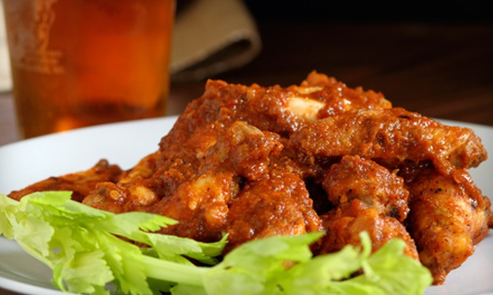Wink's Eatery - Central London: $10 for $20 Worth of Pub Fare and Drinks at Wink's Eatery