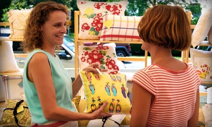 Lewes Historical Society Craft Fair - Lewes: $5 for Two Admissions to the Lewes Historical Society Craft Fair on Saturday, July 9 ($10 Value)
