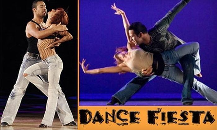 Dance Fiesta - Albuquerque: $19 for a One-Day Pass to Dance Fiesta ($40 Value)