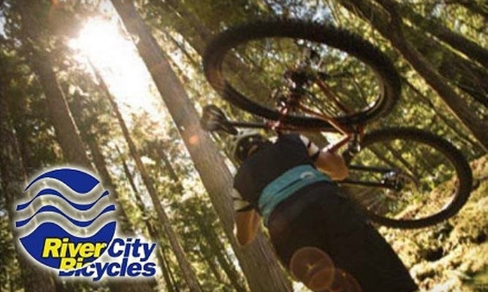 River City Bicycles - Chattanooga: $25 for a Bike Performance Tune-up at River City Bicycles ($55 Value)