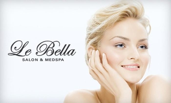Le Bella Salon & Medspa - Paradise Valley: $79 for a One-Hour Papaya and Pineapple Microfacial at Le Bella Salon & Medspa ($200 Value)