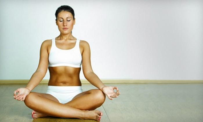 Mind & Body Yoga - Trinity - Niagara: 10 or 20 Hot Yoga Classes at Mind & Body Yoga (Up to 82% Off)