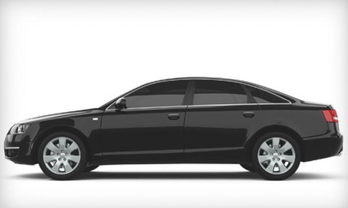 Sun Masters Automotive - Addison: Full Window Tinting for Car or SUV at Sun Masters Automotive (Up to 55% Off)