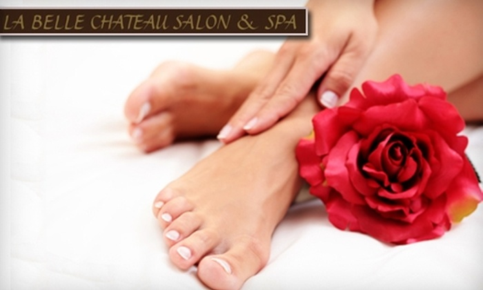 La Belle Chateau Salon and Spa - Marks Creek: $20 for $40 Worth of Services at La Belle Chateau Salon and Spa