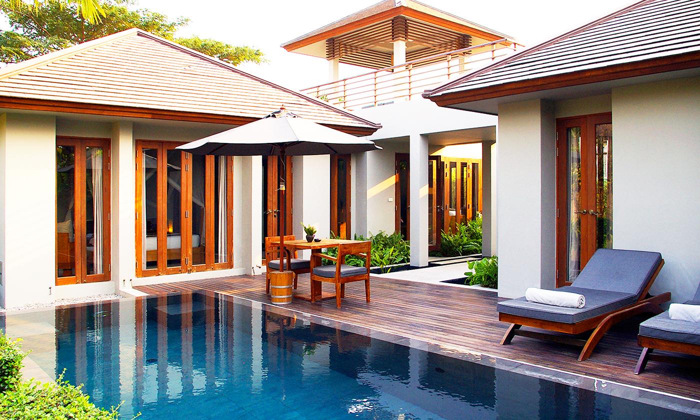 Hua Hin's Pool Villa for Up to 4 0