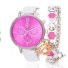 Fortune NYC Women's Watch and Bracelet Set