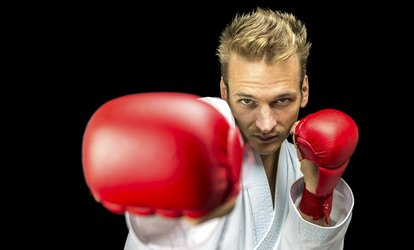 50% Off Boxing or Kickboxing Classes