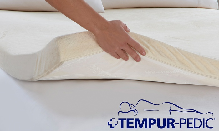 Closeout TempurPedic Memory Foam Mattress Topper Groupon