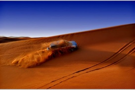 Cooper Tourism: VIP Desert Safari with Home Pick-up & Drop Off in Dubai or Sharjah starting from AED 119