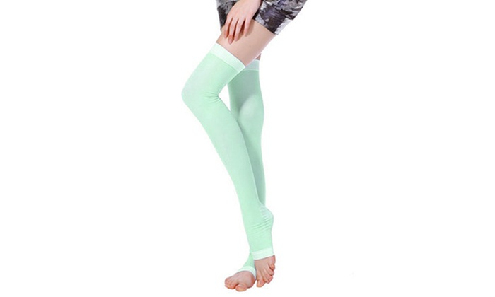 d8a5a707b9 Thigh-High Compression and Detox | Groupon Goods