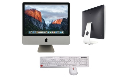 Apple iMac 24'' Core 2 Duo 2.6GHz - 320GB HDD 4GB RAM With Free Delivery