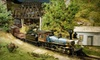 EnterTrainment Junction - West Chester: Halloween-Themed Model-Train Outing for Two or Four at EnterTrainment Junction (Up to 53% Off)