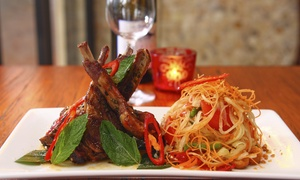 Fernando's Restaurant: Two-Course Steak-House Dinner for Two or Four at Fernando's Restaurant (Up to 52% Off)