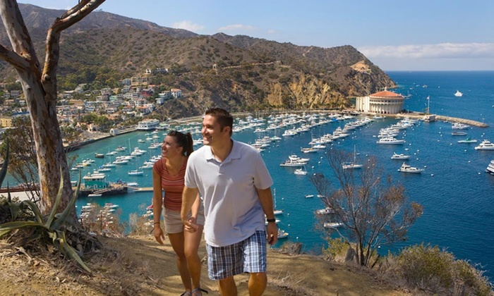 Romantic Catalina Island Hotel With Ocean Views