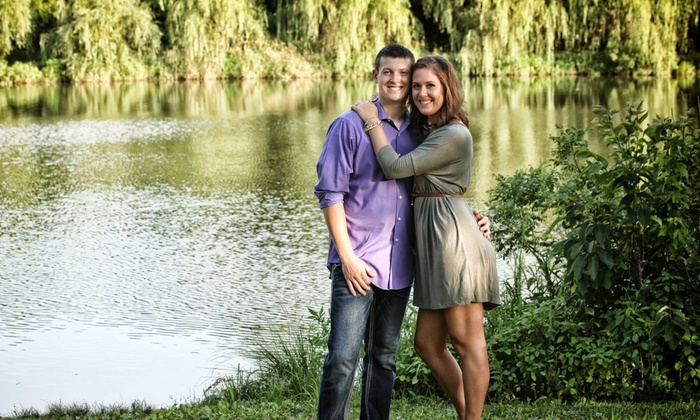 Klepsy LLC - CaraDee Photography: Photo-Shoot Package with One or Two Poses, Prints, and Option for 12 Cards from Klepsy LLC (Up to 92% Off)