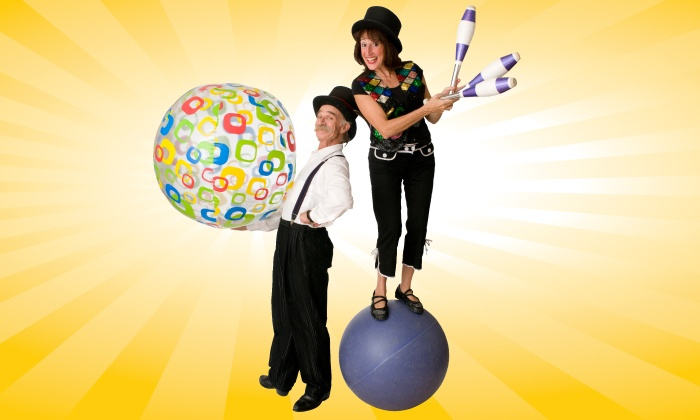 The Science of Magic with Mr. Fish and Lisa Lou - Palace Theatre: The Science of Magic with Mr. Fish and Lisa Lou at Palace Theatre on July 28 at 10 a.m. (Up to 40% Off)