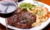 Assembly Steakhouse - Englewood Cliffs: Three-Course Dinner with Wine for Two or Four at Assembly Steakhouse (Up to 52% Off)