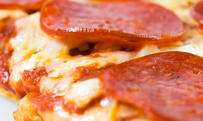 Brothers Pizza - Auburn: $15 for Two Groupons, Each Good for $15 Worth of Pizza at Brothers Pizza ($30 Total Value)