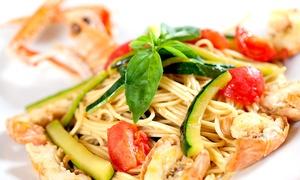 Cafe Creativ Cuisine: 3 Std. Pasta-Kochkurs inkl. Amuse, Dessert und Rezepten zum Mitnehmen (bis zu 45% sparen*)