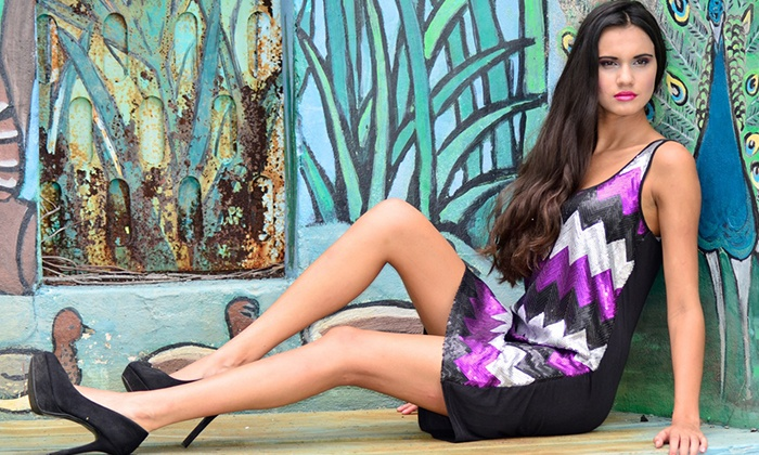 Nicole Shelley Models - South Beach: Model-Training Class or Photo Shoot w/ 3 Digital Headshots and Comp Card at Nicole Shelley Models (Up to 75% Off)