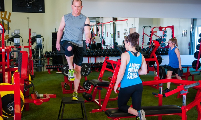 The Cell - Prosper: Up to 74% Off Gym Membership at The Cell