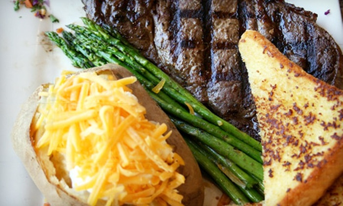 Brentwood Cafe and Tavern - Enterprise: Dinner or Lunch with Drinks for Two at the Brentwood Cafe and Tavern