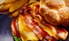 GrillWorks and eSkape Entertainment Center - Buffalo Grove: Pub Fare for Dinner or Lunch at GrillWorks in Buffalo Grove (Up to 53% Off)