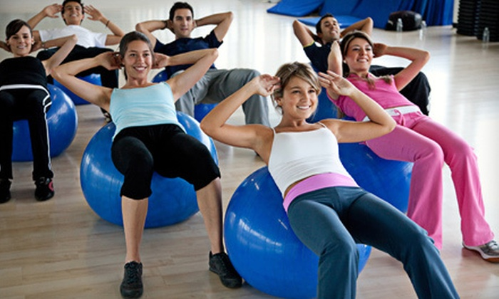 Pilates 4 Poise - North Raleigh: 5, 10, 20, or 50 Classes at Pilates 4 Poise (Up to 67% Off)