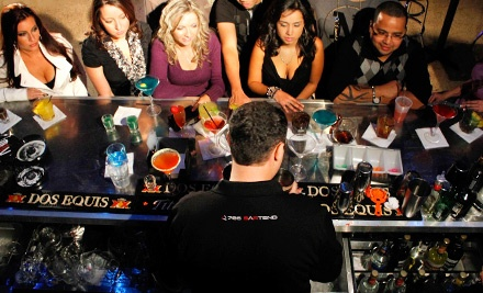 4-Hour Mixology Workshop (a $99 value) - 786-Bartend in Hollywood