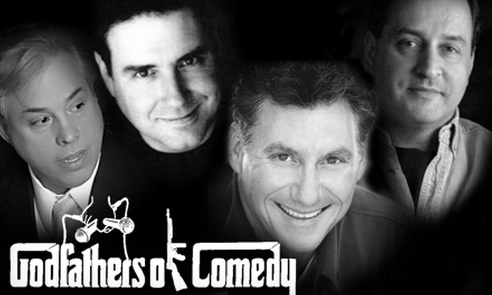 The Godfathers of Comedy - Auburn Hills: Group Tickets to The Godfathers of Comedy at The Palace of Auburn Hills on October 28 (Up to 54% Off). Two Options Available.