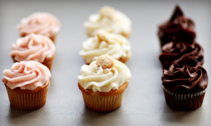 Delish Cupcakes - Downtown: $12 for $24 Worth of Desserts at Delish Cupcakes