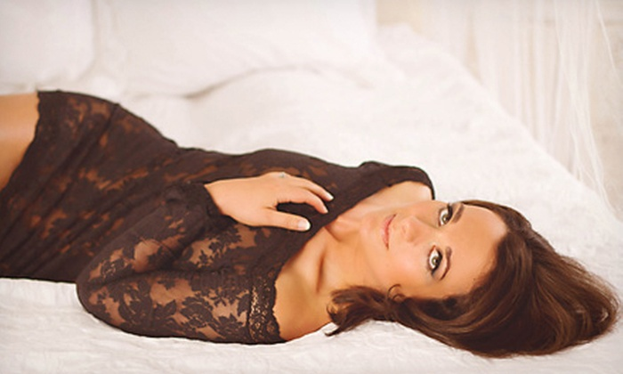 Behind Closed Doors at Memory Lane Portrait Boutique - Elkhart: $49 for an In-Studio Boudoir Photo Shoot at Behind Closed Doors at Memory Lane Portrait Boutique in Elkhart ($200 Value)