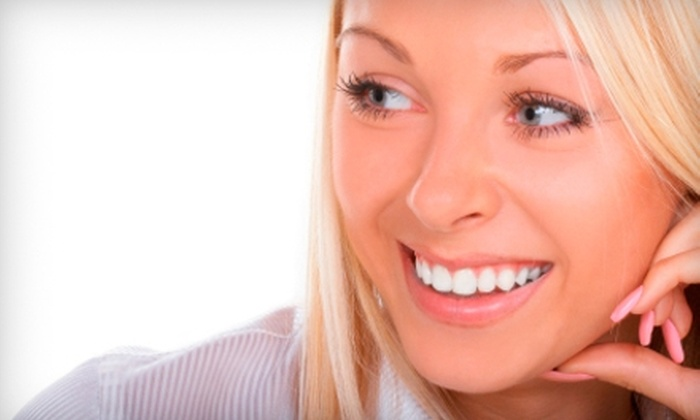 Spa Du Jour - Northview: $60 for Teeth-Whitening Treatment at Spa Du Jour ($125 Value)