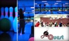 FunQuest - Collierville: $22 Cosmic Bowling and Pizza Package for Two at FunQuest