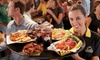 Buffalo Wild Wings - Multiple Locations: $5 for $10 of Wings, Burgers, and Wraps at Buffalo Wild Wings. Three Locations Available.