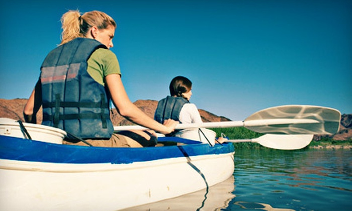 North Alabama Canoe and Kayak - Gurley: Twilight Canoe Tour for One or Unguided Kayak or Canoe Trip for Two from North Alabama Canoe and Kayak (Half Off)