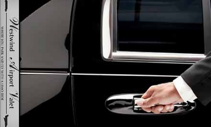 Westwind Airport Valet - Vandalia: $16 for $32 Worth of Parking Services at Westwind Airport Valet