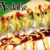 Half Off at Aodake Sushi & Steak House