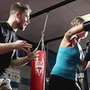 Up to 72% Off at Memphis Fitness Kickboxing