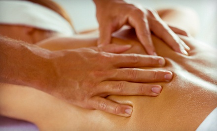 Choice of a 60-Minute Tune-Up or Deep-Tissue Massage (a $70 Value) - Jessie McQuiston, LMT in Eugene