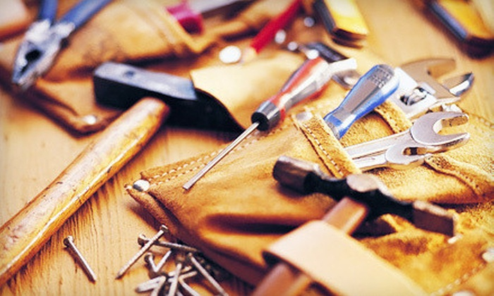 Handyman Division - Burning Tree: $29 for Two Hours of Handyman Services from Handyman Division ($100 Value)