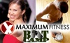 Maximum Fitness - Shepherdsville: $47 for a Women's-Only Three-Week Boot Camp at Maximum Fitness ($147 Value)