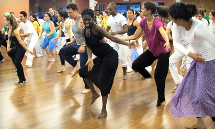 Brasil Brasil Cultural Center - Culver - West: $35 for 10 Zumba, Samba, Capoeira, and Other Classes at Brasil Brasil Cultural Center (Up to $150 Value)