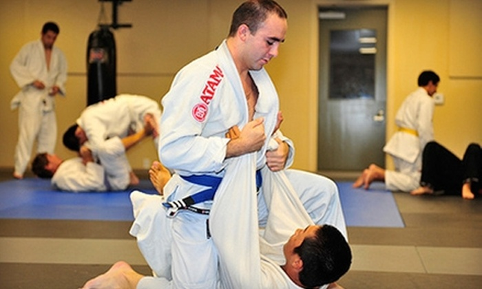 Brazilian Jiu Jitsu Unlimited - San Diego: $49 for One Month of Classes at Brazilian Jiu Jitsu Unlimited (Up to a $210 Value). Five Options Available.
