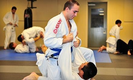 Brazilian Jiu Jitsu Unlimited: 1 Month of Unlimited Adult Classes from 11AM-12PM - Brazilian Jiu Jitsu Unlimited in San Diego