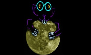 """Moon Mouse: A Space Odyssey"": ""Moon Mouse: A Space Odyssey"" Children's Theater Show on February 28 at 4 p.m."