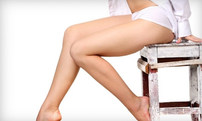 Starz Salon and Spa - Emerson Garfield: $25 for $50 Worth of Waxing Services at Starz Salon and Spa