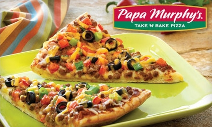 Papa Murphy's - Multiple Locations: $8 for $20 Worth of Handmade Take 'N' Bake Pizza and More from Papa Murphy's