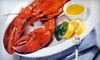 Capt's Tavern Riverfront Grill - Smith's Memento: $12 for $25 Worth of Seafood and Drinks at Capt's Tavern Riverfront Grill
