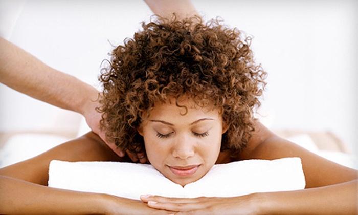 Upscale Massage - West Mesa: Individual or Couples Swedish Massage or Aromatherapy Massage at Upscale Massage (Up to 54% Off)